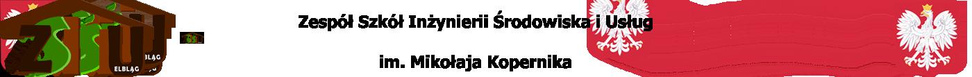 Zespół Szkół Inżynierii Środowiska i Usług im Mikołaja Kopernika w Elblągu
